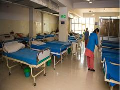 Jamia Hamdard Establishes 50-Bed COVID Care Centre