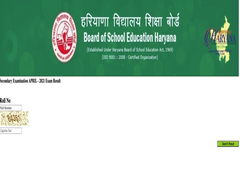 BSEH Haryana Board Class 10 Result: Direct Link, Alternative Websites To Check