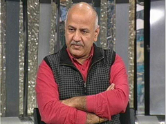 Manish Sisodia Reviews Delhi Government Initiative To Guide Class 10 To 12 Students On Career Options