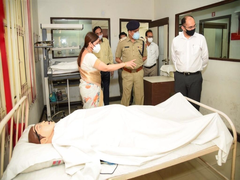 Jamia Hamdard Launches Covid Management Training For Ward Boys, Attendants