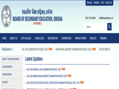 BSE Odisha 10th Result 2021 Declared Live Updates: Madhyama, HSC, Open School Result Direct Links