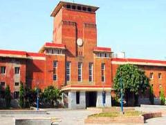 DU Lists NEP, Vidya Vistar Scheme, Other Initiatives In Annual Report Card