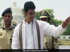 Tripura Chief Minister Sends Study Table, Food, Medicines After Girl Seeks Help On Facebook