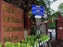 "Assistant Professor Alleges ""Caste Discrimination"" In IIT Madras"