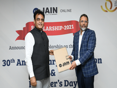 JAIN Announces Rs 10 Crore Scholarships For Covid-Affected Students
