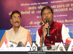 Government Taking Measures To Upgrade All Eklavya Model Schools: Arjun Munda