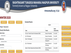 RTMNU Result 2021 Announced For Different Courses, Here's Direct Link