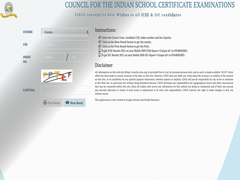 ICSE Class 10 And ISC Class 12 Results Declared