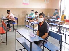 Madhya Pradesh: Schools Reopen For Class 12 Students