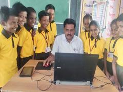 Maharashtra: Zilla Parishad School Teacher From Osmanabad Wins National ICT Award For 2018