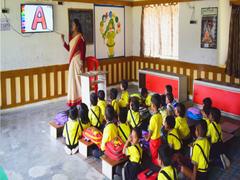 Anganwadis To Be Fully Electrified In Kerala