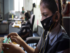 Online Classes Keep Students In Maharashtra's Slums Far From Studies