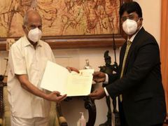 Dr R Velraj Appointed New Vice-Chancellor Of Anna University