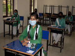 Navodaya Vidyalayas To Reopen With 50 Per Cent Attendance For Students Of Class 9-12