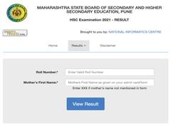 Maharashtra HSC Result 2021: Direct Link Activated On Websites