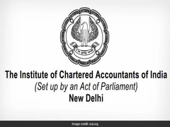 ICAI To Waive Off CA Course Fees For Students Who Lost Parent Due To Covid