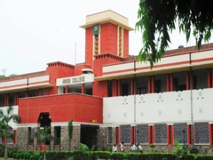 Hindu College Alumni Donates Funds For Setting Up Multimedia Studio