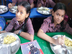 Uttar Pradesh: Mainpuri School Seeks To Remove Untouchability Signs, Students Take Meals Together