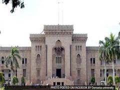 Osmania University Postpones Exams Due To Heavy Rain In Telangana