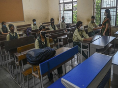 Delhi: Decision On Reopening Schools For Junior Classes Expected In DDMA Meet Today