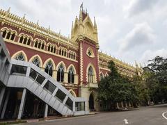 Visva-Bharati Students Shift Site Of Protest On High Court Order
