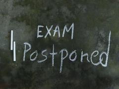 Kerala State Entrance Exam, KEAM 2021, Postponed