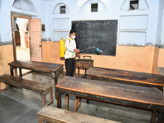 Madhya Pradesh: After Months Of Closure, Schools To Reopen For Class 11, 12 Today