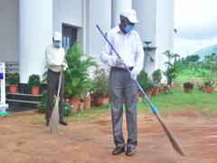 Gandhi Jayanti 2020: 'Swachh Bharat Programme' Observed In IIT Bhubaneswar