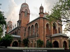 Madras University UG, PG Results Announced