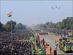 Around 100 Students To Watch Republic Day Parade From Prime Minister's Box