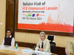 French Envoy Unveils Indo-French Dual Degree Programme In Sports Management