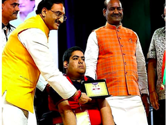 Fighting Cerebral Palsy, 21-Year-Old Cracks JEE