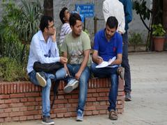 Mixed Response To Colleges Opening In Karnataka