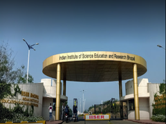 IISER Bhopal To Close Online Internship Application Tomorrow