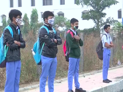 Schools In Gujarat Reopen Today For Classes 10, 12 After Nine Months