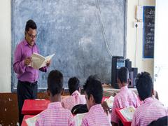 Odisha Government Defends Merger Of Schools