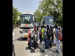Lockdown 4: Jamia Millia Islamia Hosteller Students Going Back Home To Bihar