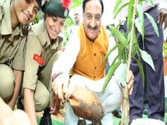 World Environment Day 2020: HRD Minister Ramesh Pokhriyal Nishank Asks Students To Each Plant A Tree