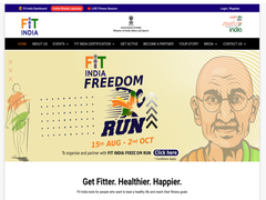 CBSE Asks Schools To Participate In Fit India Freedom Run