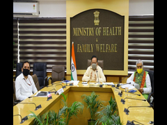 Health Minister Inaugurates Two Medical Colleges In Rajasthan