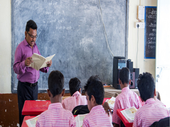 Odisha To Reduce School Syllabus In View Of COVID-19