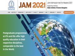 IIT JAM 2021 Registration Begins Today At Jam.iisc.ac.in, Know How To Apply