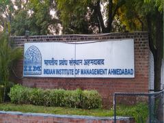 IIM Ahmedabad, Bank Of America To Set Up Centre For Digital Transformation