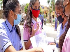 First Batch Of Girl Cadets Take Admission In Sainik School Kazhakootam