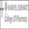 Kharvel Subharti College of Pharmacy, Meerut