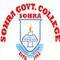 Sohra Government College, Sohra