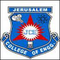 Jerusalem College of Engineering, Chennai