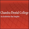 Chandra Dental College and Hospital, Barabanki