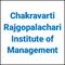 Chakravarti Rajgopalachari Institute of Management, Bhopal