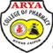 Arya College of Pharmacy, Jaipur
